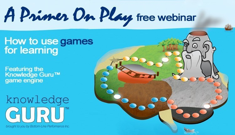 A Primer on Play: How to Use Games for Learning (Free Webinar) thumbnail