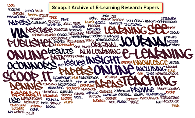 Research Articles: Archive of E-Learning Research thumbnail
