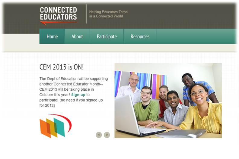 Connected Educator Month (CEM)- Helping Educators Thrive in a Connected World - EdTechReview™ (ETR) thumbnail