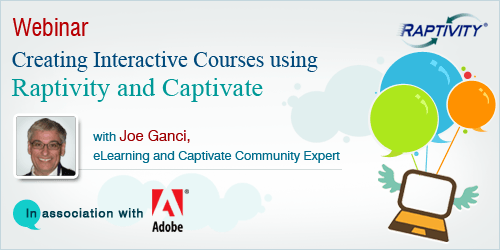 Captivate & Raptivity  A must have combination of eLearning tools in your course creation tool kit thumbnail