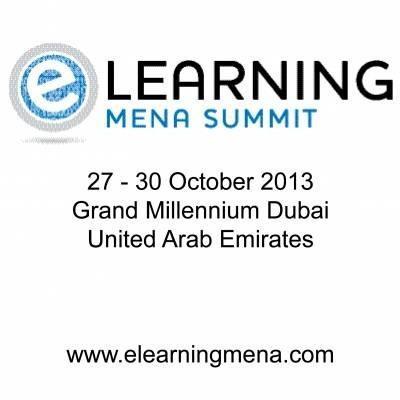 eLearning MENA Summit 2013 thumbnail