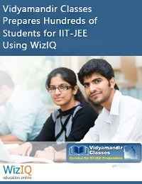 Vidyamandir Classes Prepares Hundreds of Students for IIT-JEE Using WizIQ thumbnail