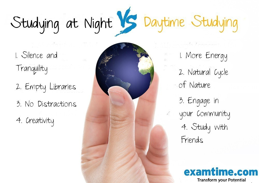 What is the Best Time to Study? Day vs Night thumbnail