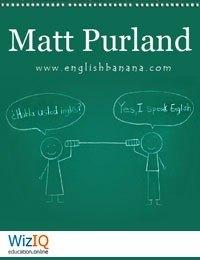 Matt Purland - Owner of www.englishbanana.com thumbnail
