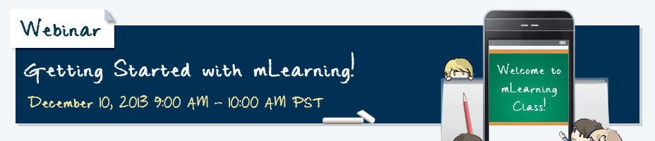 Webinar - Getting Started with mLearning thumbnail