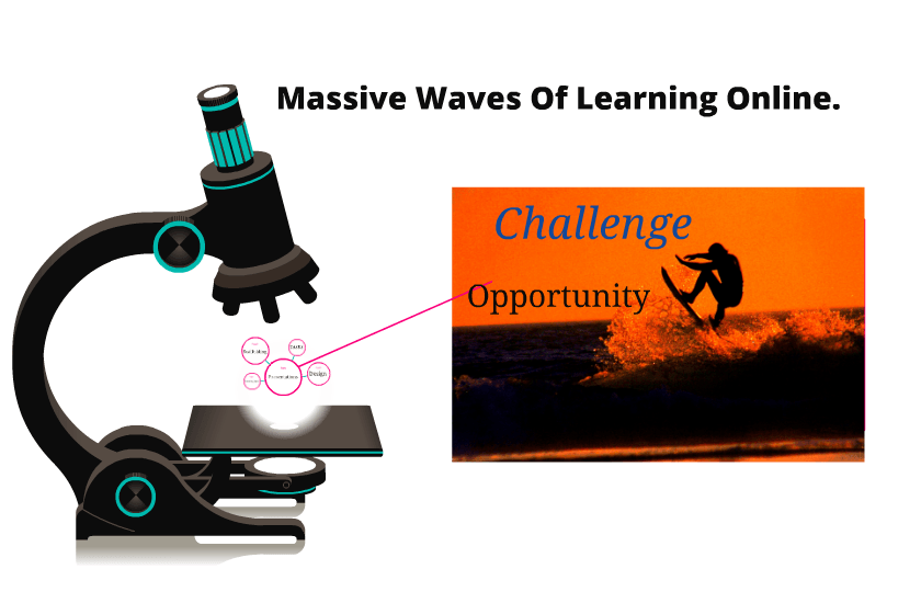 How Do You Surf Massive Waves Of Learning Online thumbnail