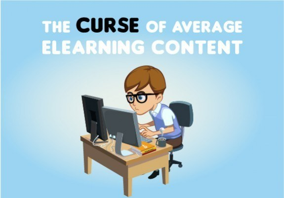 The Curse of Average eLearning Content - eLearning Brothers thumbnail