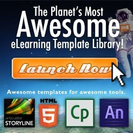 Biggest Month on Record: 133 New eLearning Templates - eLearning Brothers thumbnail