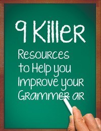 9 Killer Resources to Help you Improve your Grammar thumbnail