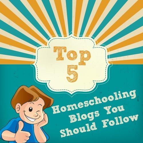 Top 5 Homeschooling Blogs You Should Follow thumbnail