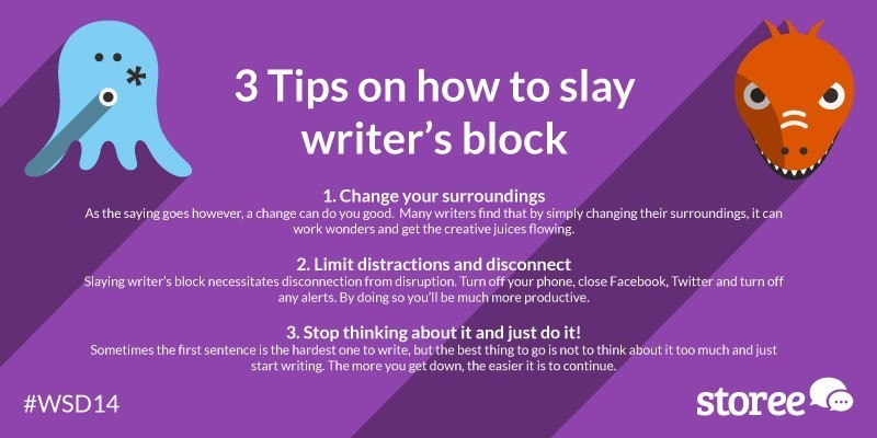 3 Tips on how to slay writer's block | Aurion Learning thumbnail