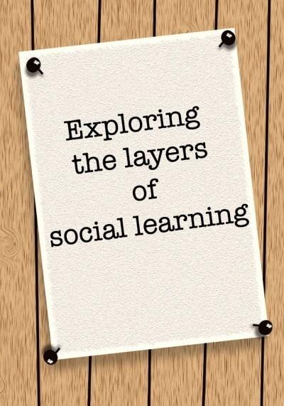 Exploring the layers of social learning thumbnail