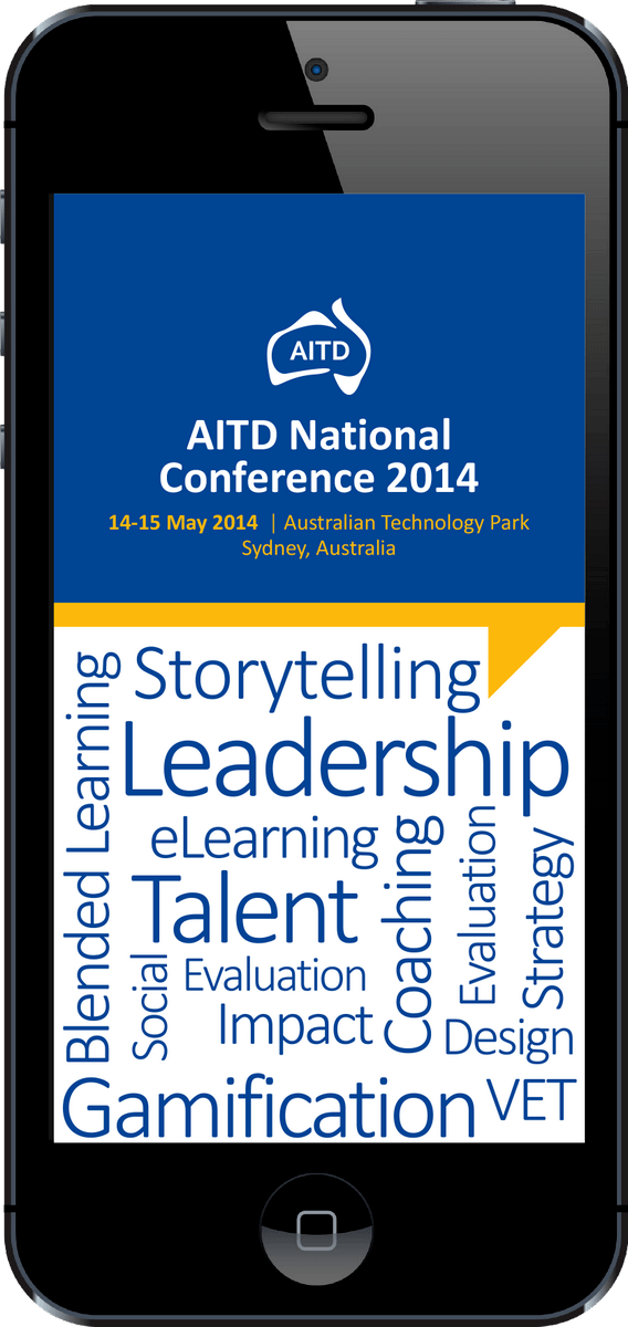 My Reflections of the AITD National Conference 2014 thumbnail