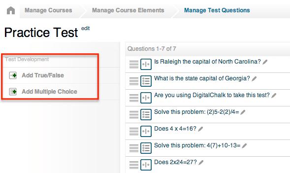 Let's Create a Test Element: Part 1 - DigitalChalk Blog thumbnail