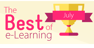 The Best of e-Learning in July thumbnail