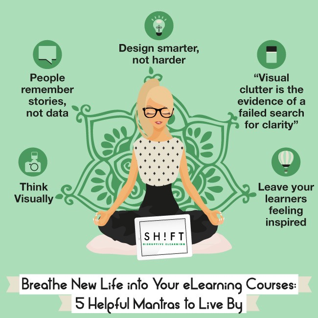 Breathe New Life into Your eLearning Courses: 5 Helpful Mantras to Live By thumbnail