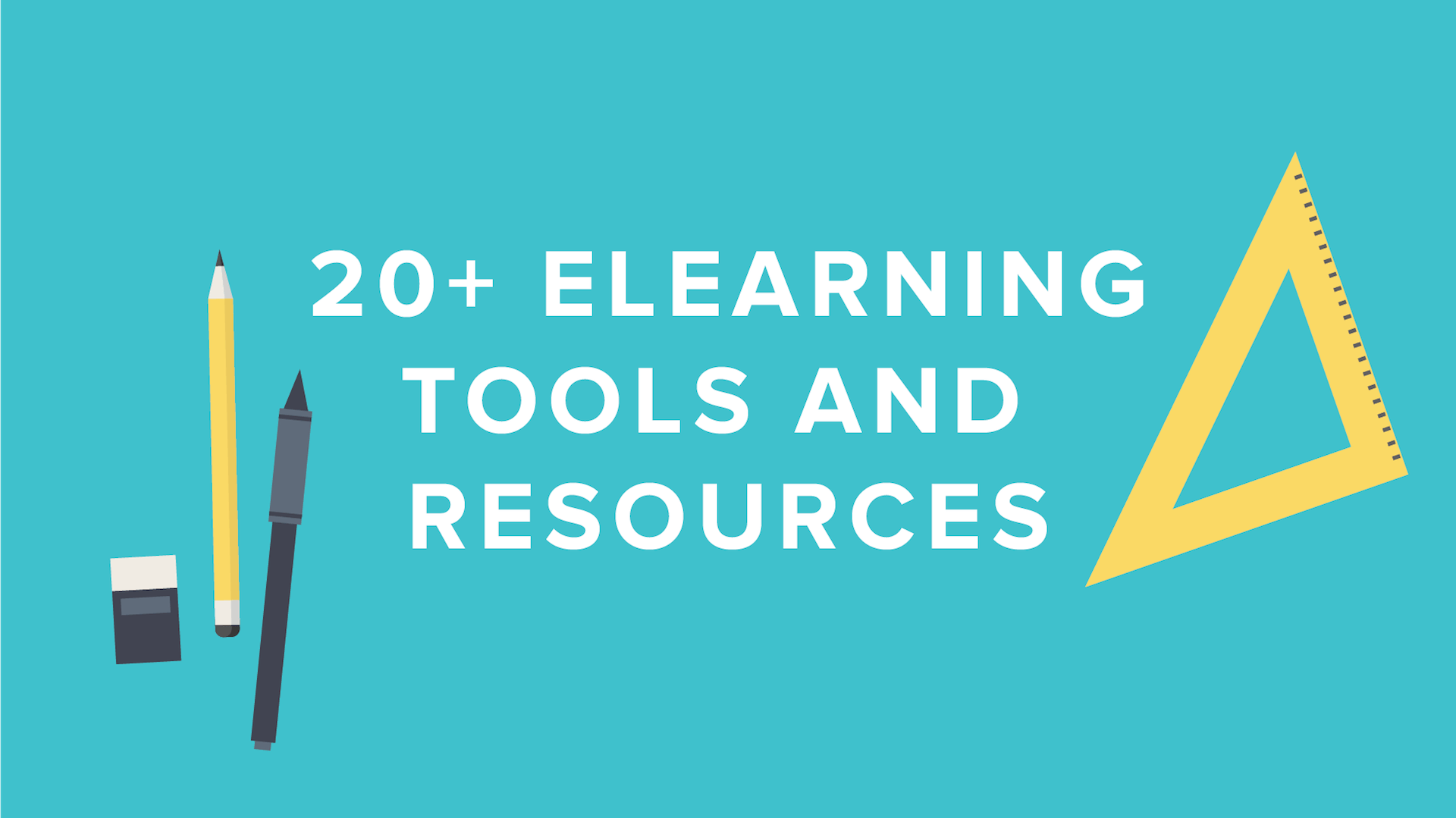 20+ eLearning Tools and Resources - DigitalChalk Blog thumbnail