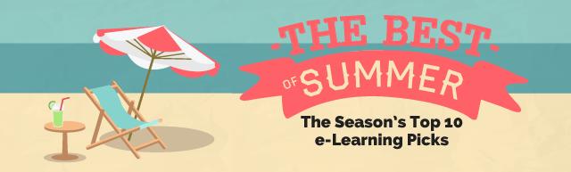The Season's Top 10 e-Learning Picks: Summer thumbnail