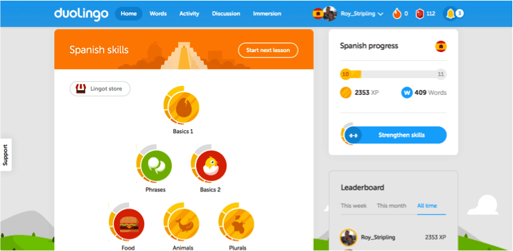 When Is gamification Good? A user reports on Duolingo. - EdGurus thumbnail