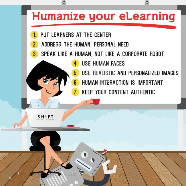 Humanize Your eLearning Courses or Risk Losing Learners thumbnail