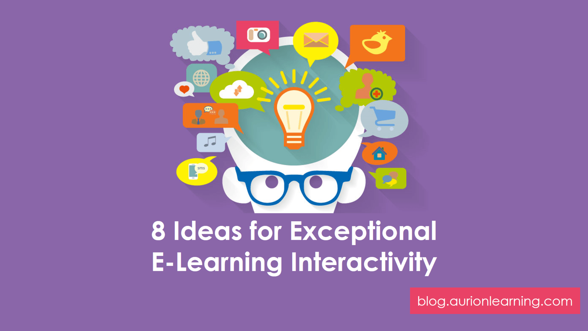 8 Ideas for Exceptional E-Learning Interactivity | Aurion Learning thumbnail