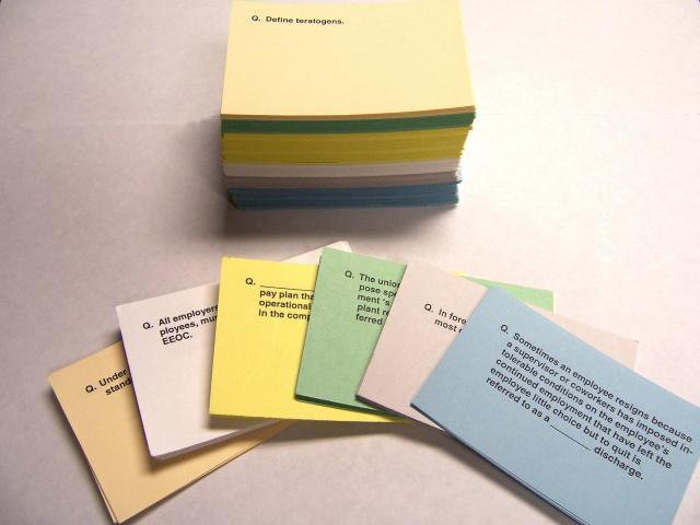Flashcards For October | ExamTime thumbnail