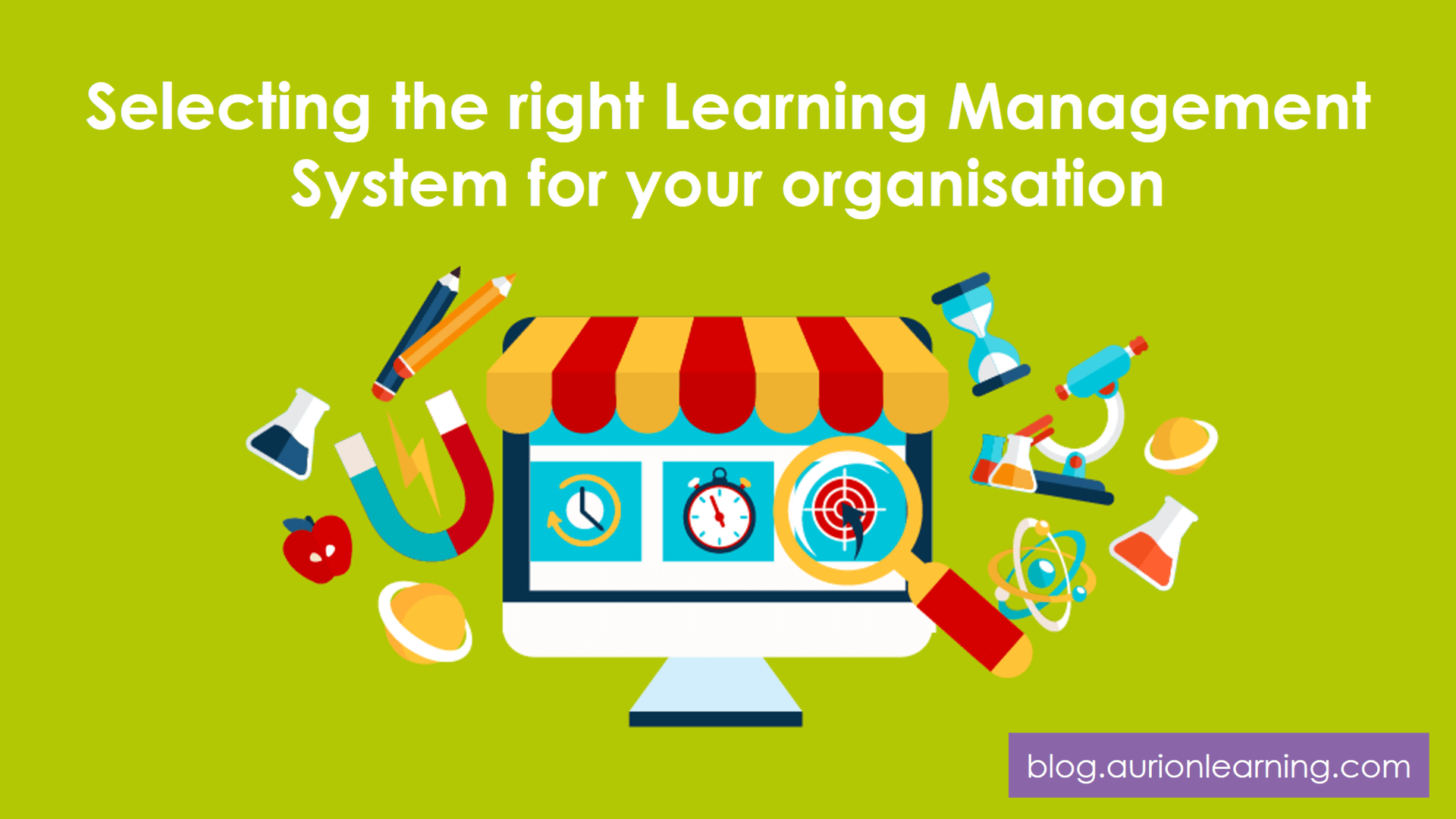 Selecting the right Learning Management System for your organisation | Aurion Learning thumbnail