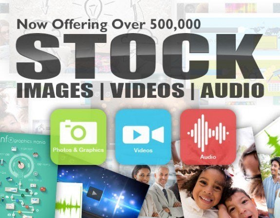 Over 500,000 Stock Images, Audio, and Videos Ready for eLearning thumbnail