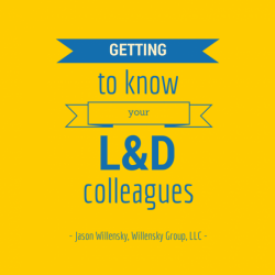 Getting to Know Your Learning Colleagues: Interview with Jason Willensky thumbnail