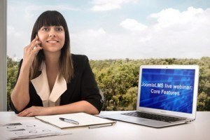 Free Webinar: Study JoomlaLMS Principles - eLearning Industry thumbnail