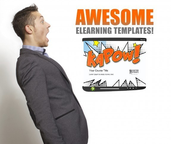 What Makes an Awesome eLearning Template? thumbnail