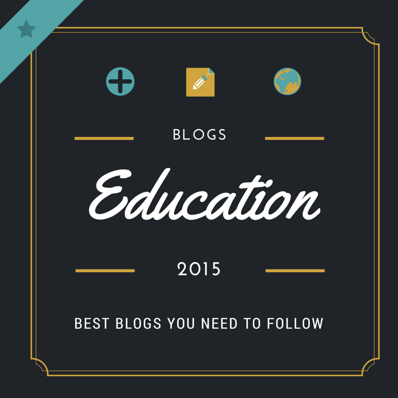 Best Education Blogs to Watch in 2015 thumbnail