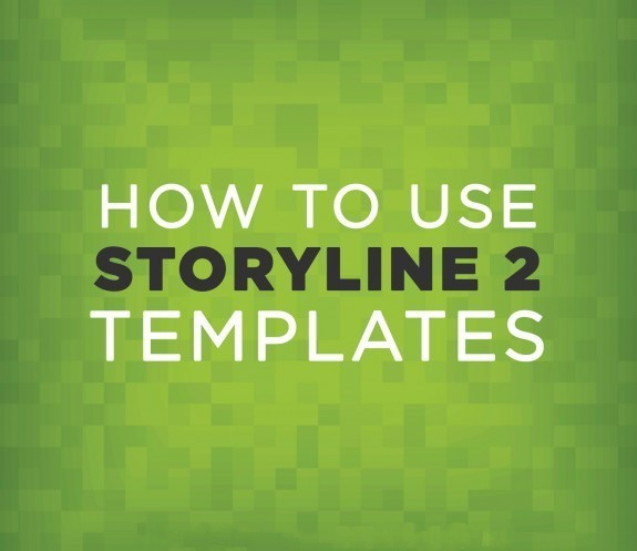 How to Use Articulate Storyline 2 Game Templates and Player Skins thumbnail