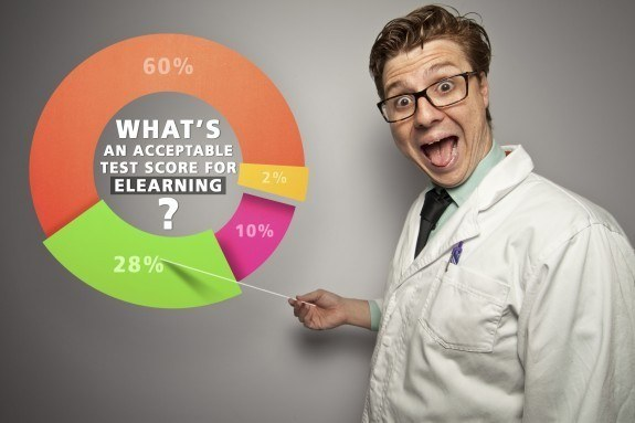 What is an Acceptable Passing Test Score for eLearning Courses? thumbnail