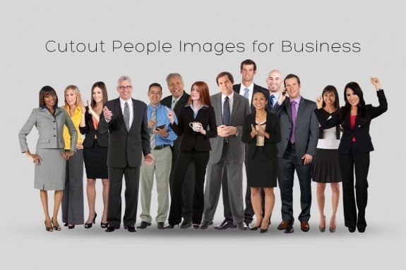 14 Most Popular Cutout People Images for Business thumbnail