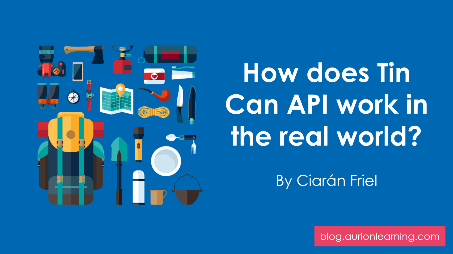 How does Tin Can API work in the real world? | Aurion Learning thumbnail