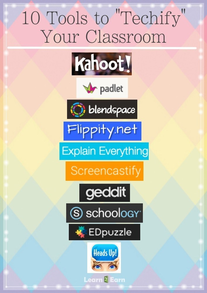 "10 Teacher Tools to ""Techify"" Your Classroom thumbnail"