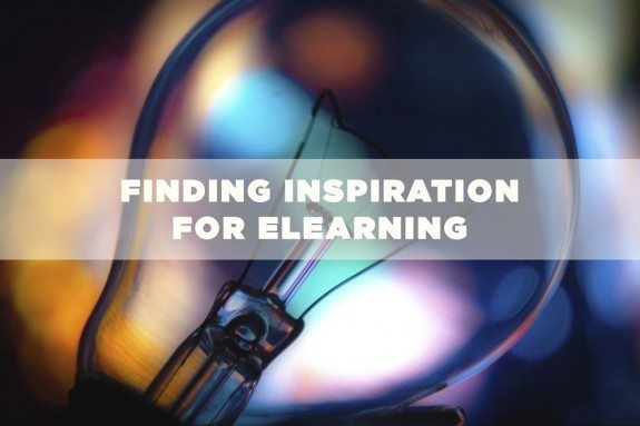Finding Inspiration for eLearning  thumbnail