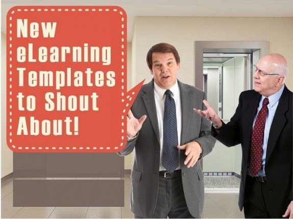 New eLearning Templates to Shout About - eLearning Brothers thumbnail