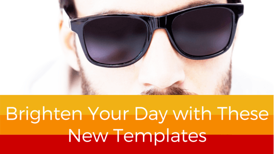 Brighten Your Day With These PowerPoint Presentation Templates » eLearning Templates thumbnail