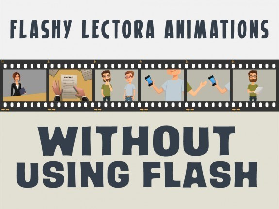 Flashy Lectora Animations Without Using Flash - eLearning Brothers thumbnail