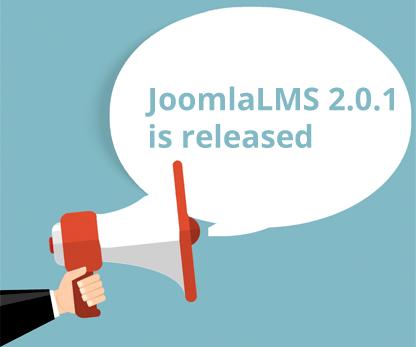 JoomlaLMS 2.0.1 is Released thumbnail