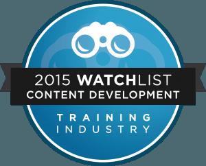 2015 Content Development Companies Watch List | PulseLearning thumbnail