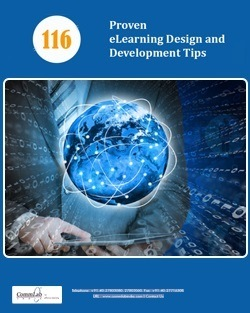 116 Proven E-learning Design and Development Tips - Free eBook thumbnail