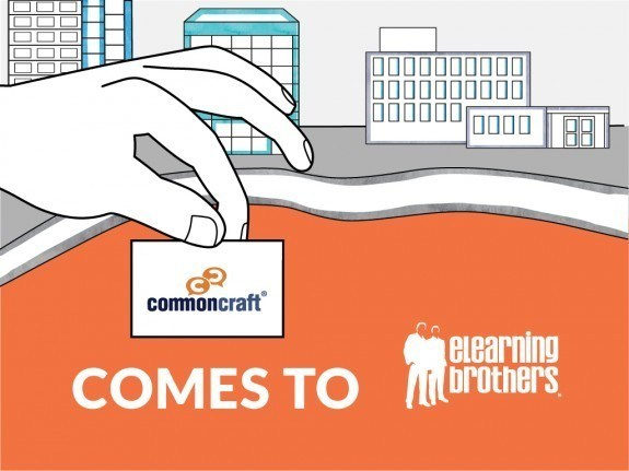 Common Craft Comes to eLearning Brothers - eLearning Brothers thumbnail