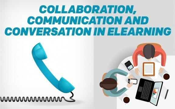 Collaboration, Communication and Conversation in eLearning - eLearning Brothers thumbnail