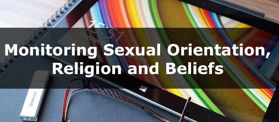Monitoring Sexual Orientation, Religion and Beliefs: A Marshall E-Learning Podcast - Marshall thumbnail