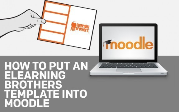 How To Put an eLearning Brothers Moodle Template Into Moodle thumbnail