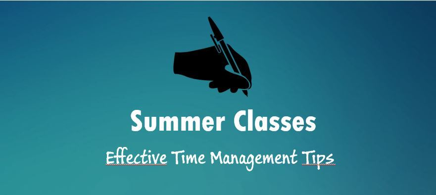 Summer Classes : Manage your Time Effectively for Success thumbnail