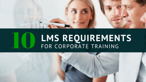 Top 10 LMS Requirements For Corporate Training thumbnail
